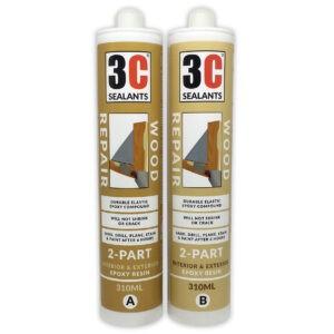 3C Wood Repair Resin