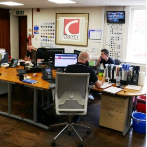 county construction chemicals sales team