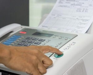 Fax orders to County Construction Chemicals