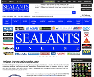 Buy Sealants Online