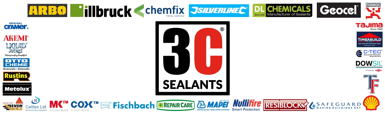 3C Sealants Banner