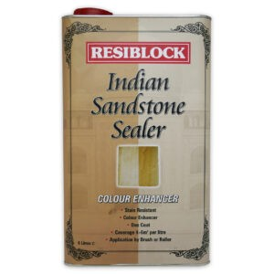 resiblock indian sandstone sealer enhancer
