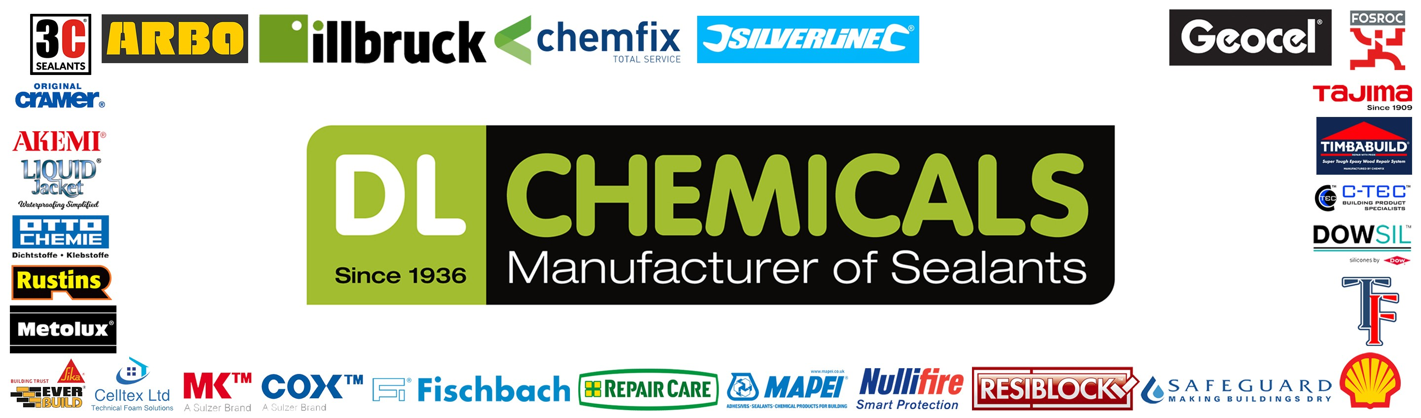 DL Chemicals Banner