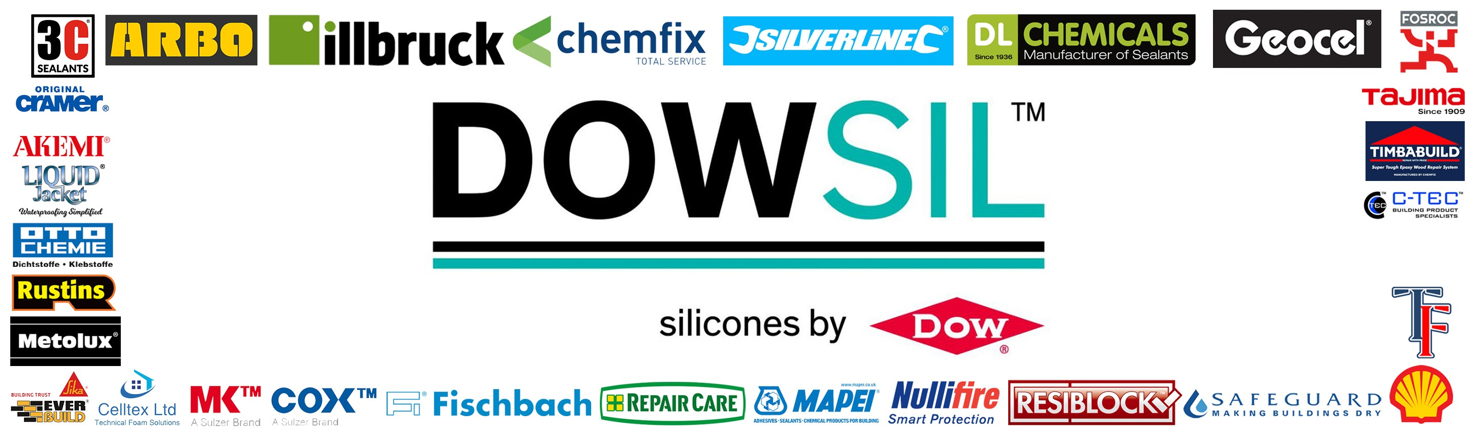 Dow Dowsil – County Construction Chemicals Ltd