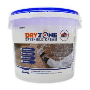 dry zone dryshield cream