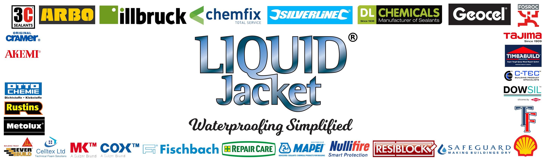 Liquid Jacket Banner