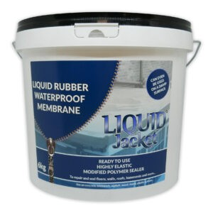 liquid jacket liquid rubber waterproof membrane