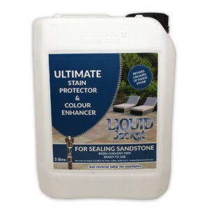 liquid jacket sandstone sealer