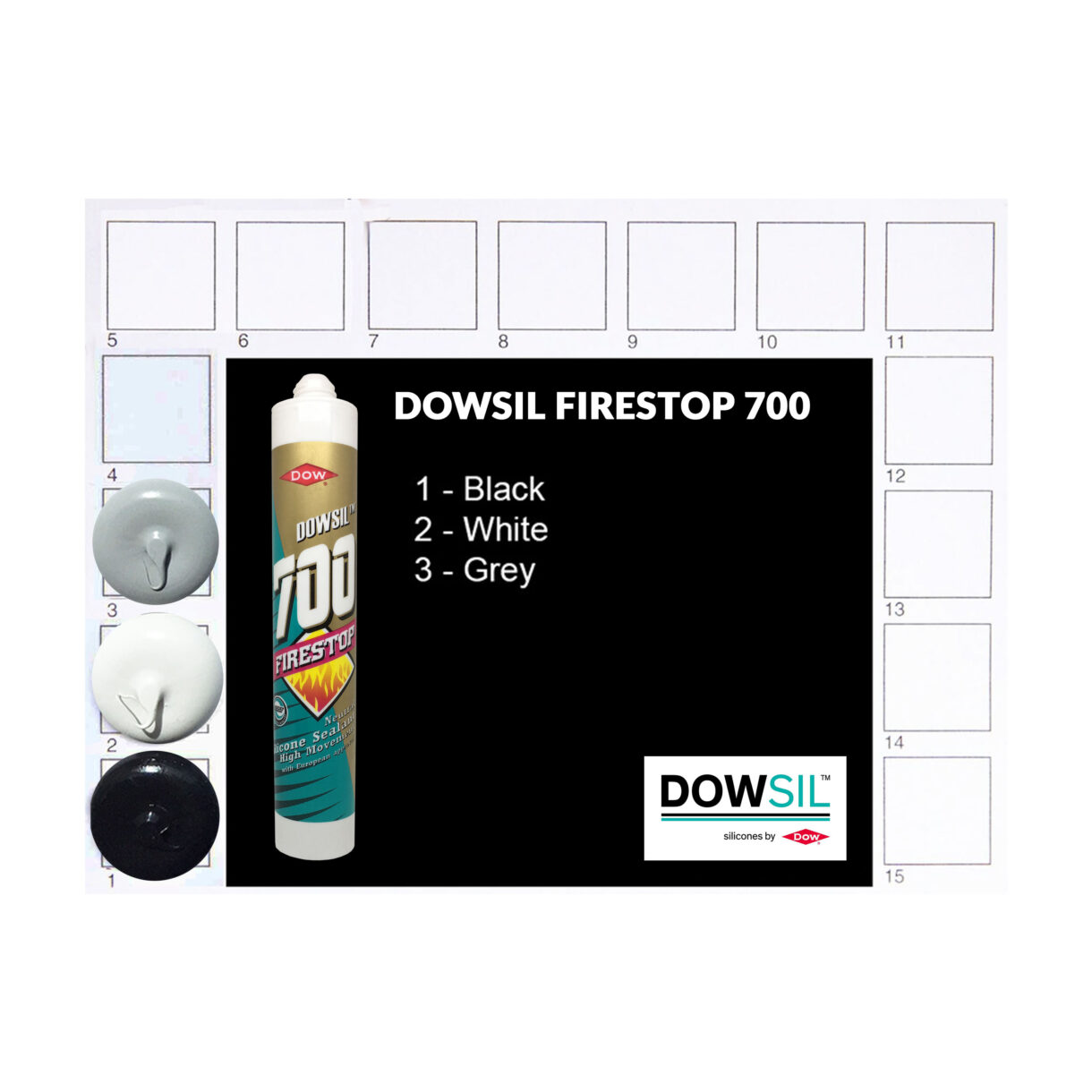 DOWSIL FIRESTOP 700