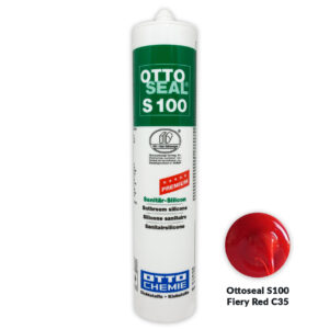 Ottoseal S100 Fiery Red C35