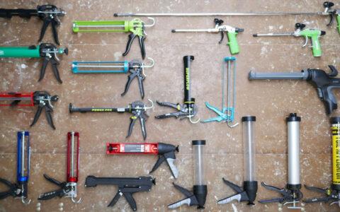 Best Mastic Sealants Guns