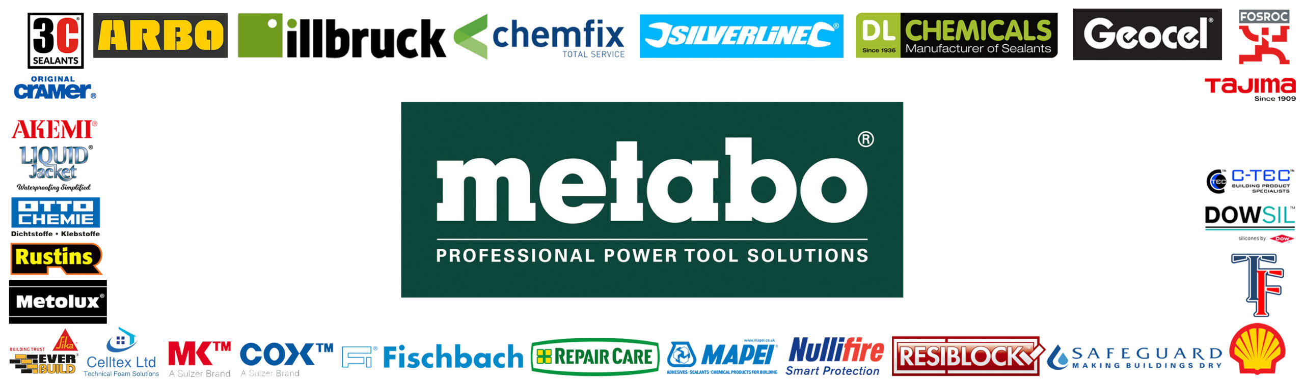 Metabo Brand Page