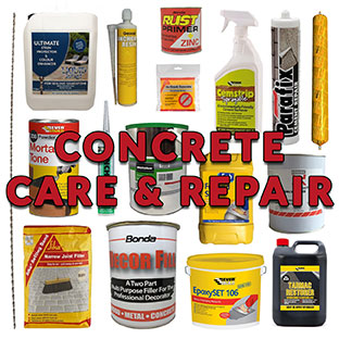CONCRETE CARE & REPAIR