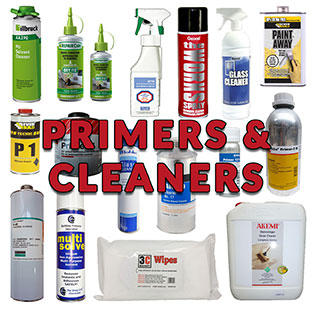 PRIMERS & CLEANERS