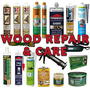 WOOD REPAIR & CARE