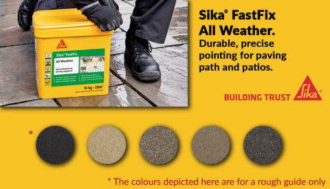 sika fast fix all weather