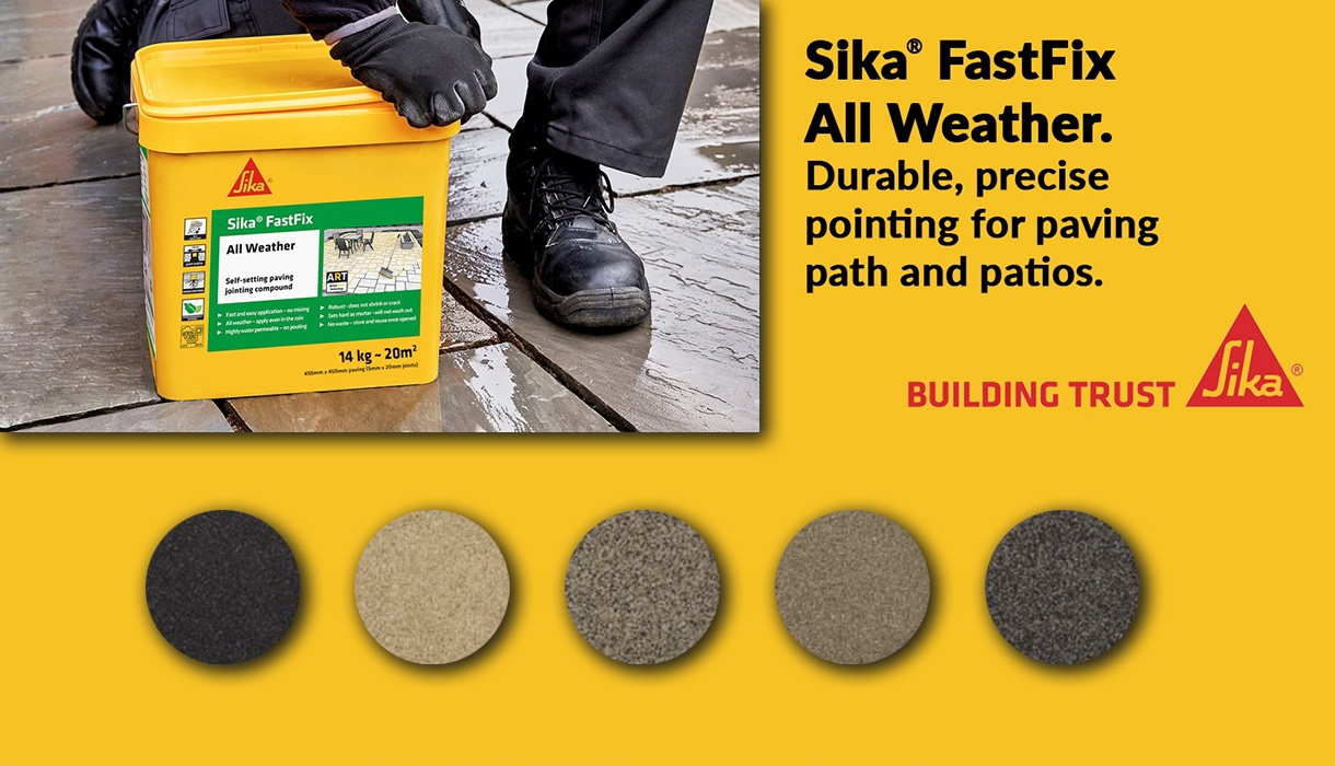 Sika FastFix Paving Compound