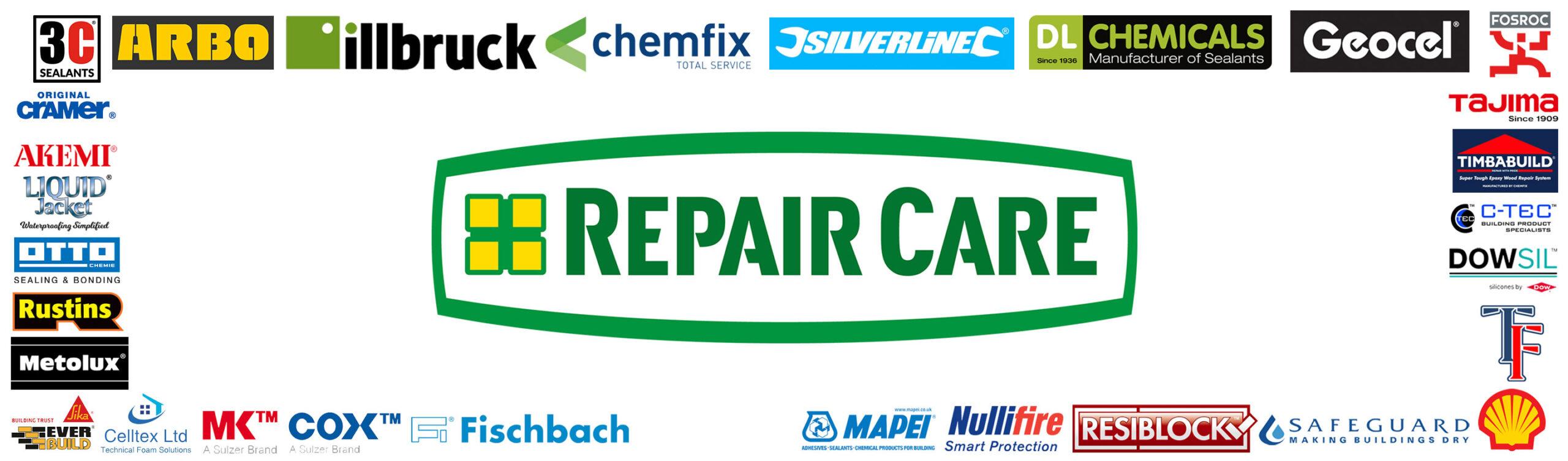 Repair Care Banner